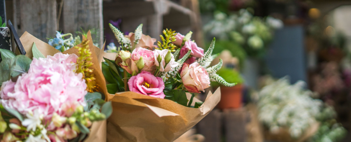Anemone florists at Milsom Place