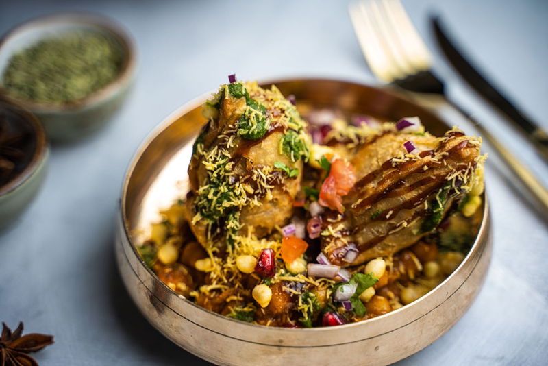 Bandook Indian Kitchen at Milsom Place