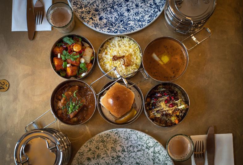 Bandook Indian Kitchen_tiffin_Milsom Place