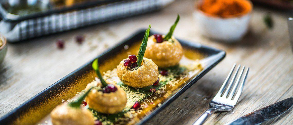 Bandook Indian Kitchen, Pani Puri