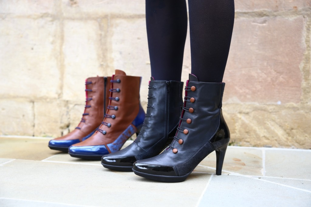 Chanii B Shoes AW19 in Milsom Place