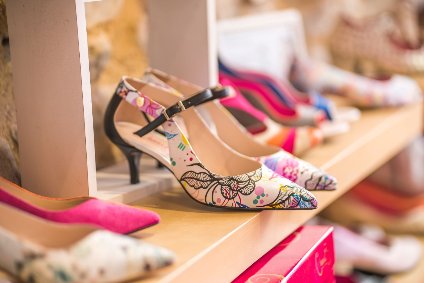 Chanii B Shoes in Milsom Place
