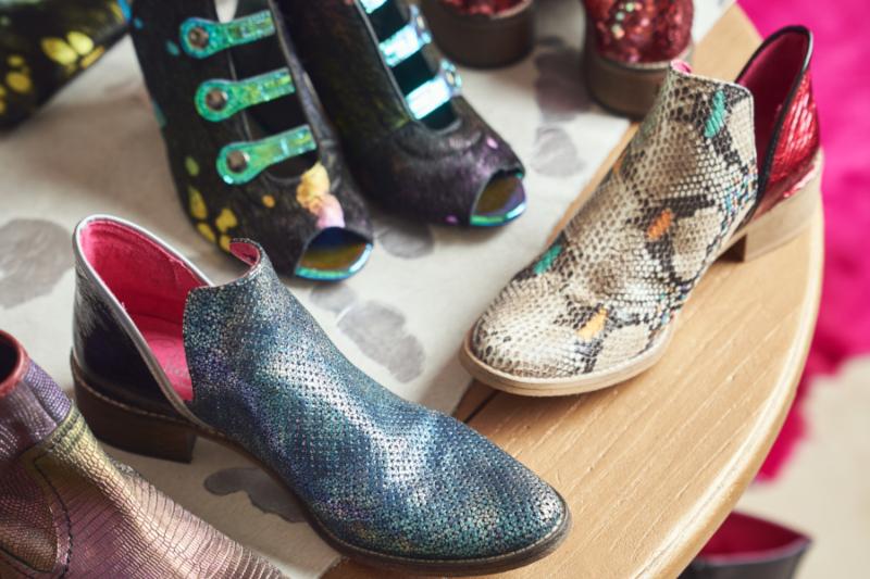 Chanii B Shoes_AW20