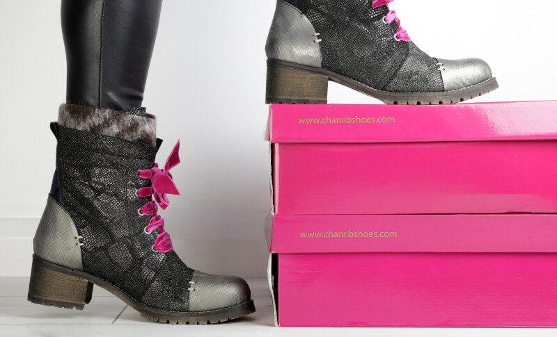 Chanii B | Festive footwear