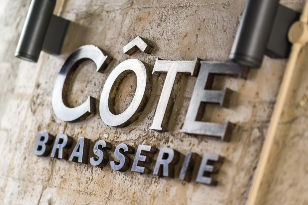 Cote Brasserie in Milsom Place