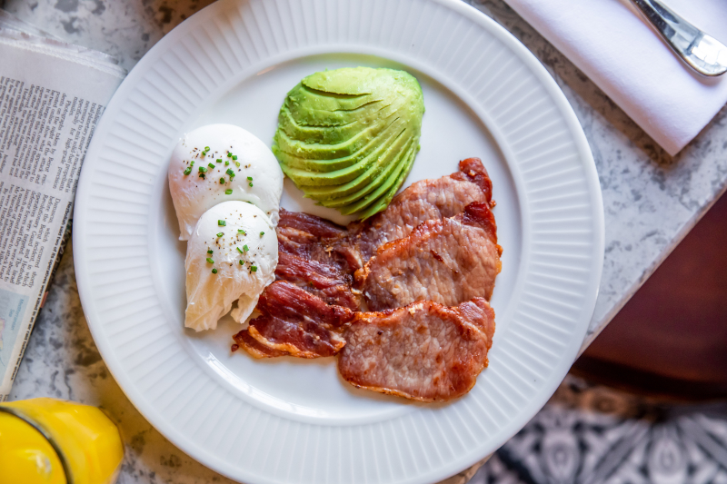 Cote Brasserie at Milsom Place_Avocado Breakfast
