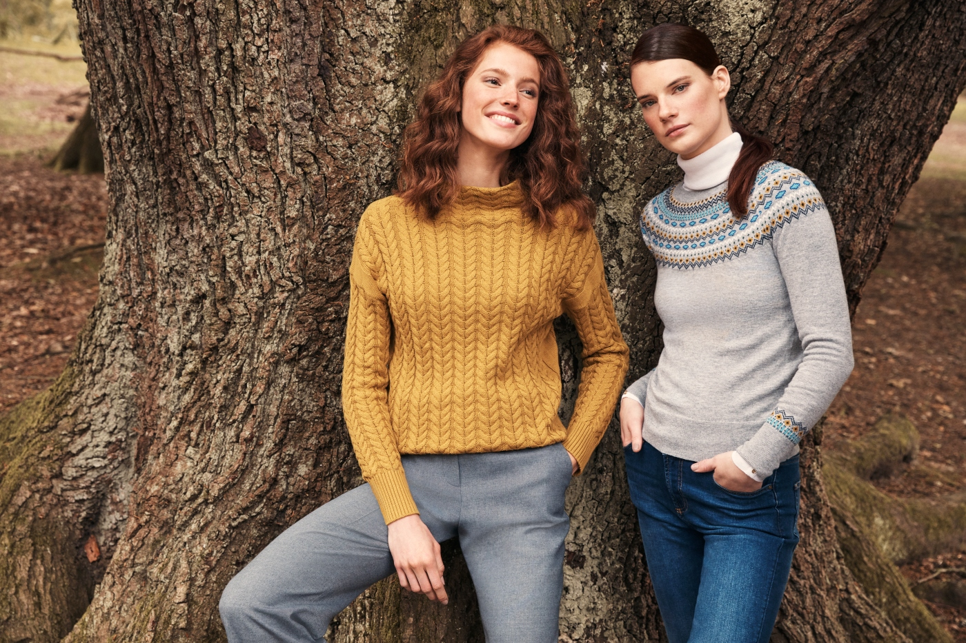 Hobbs AW19 collection in Milsom Place