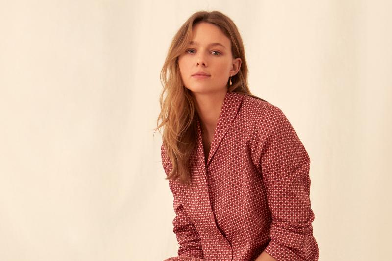 Laurence Tavernier pyjamas