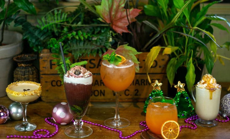 The Botanist | Seasonal showstoppers