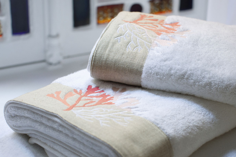Yves Delorme-Calypso Towels_Milsom Place
