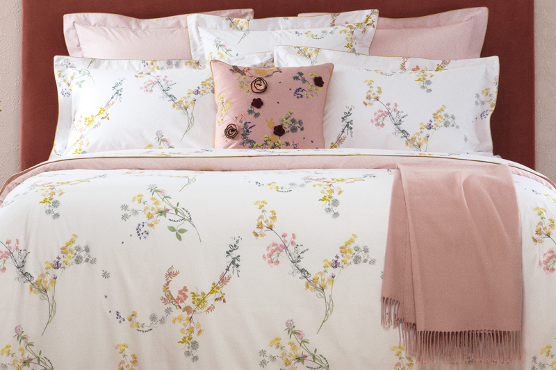Yves Delorme-Herba-Multicoloured-Bed-Linen-Milsom Place