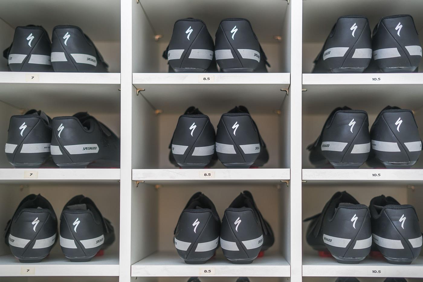 Studio XXVI cycling shoes
