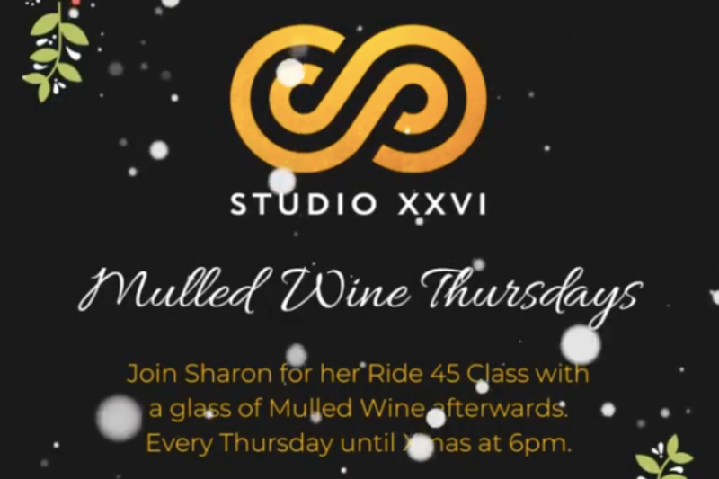 Studio XXVI | Mulled wine Thursdays