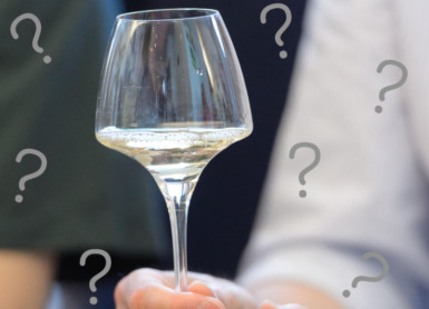 Call my bluff wine tasting at Le Vignoble