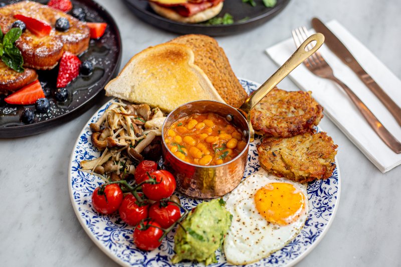 Bandook Indian Kitchen_breakfast_Milsom Place