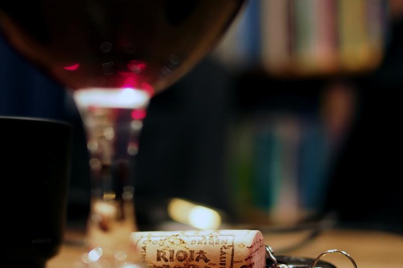 Drink Rioja at Le Vignoble