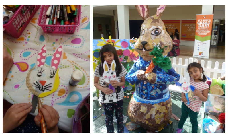 Kids Big Art Workshop!
