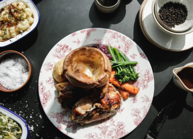 The Botanist | 25% off Sunday roasts!