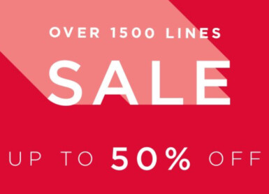 Hobbs | Up to 50% off!