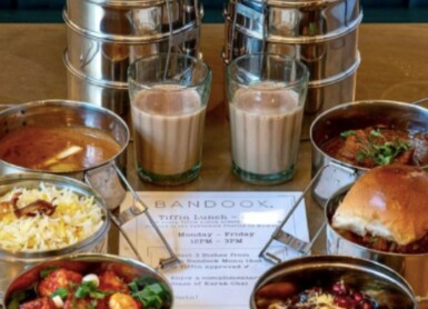 Bandook Indian Kitchen | Tiffin lunches