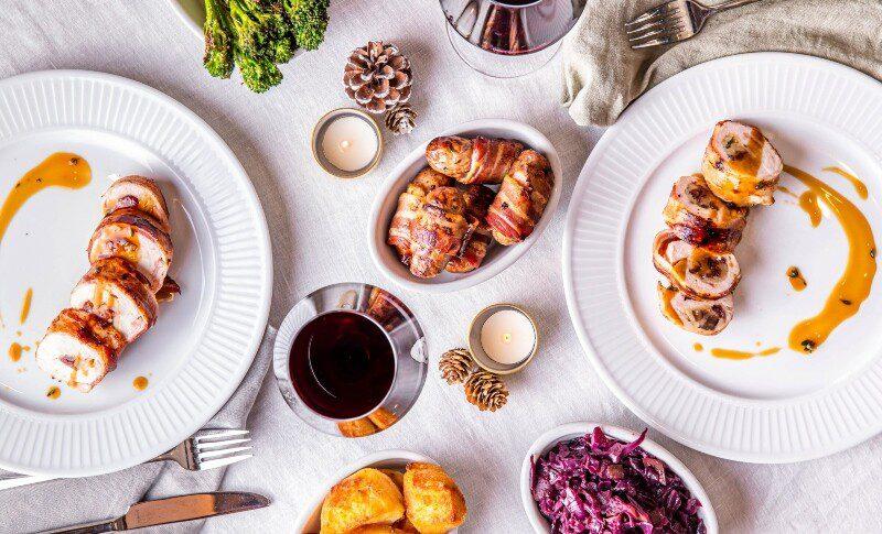 Côte Brasserie | Christmas menu