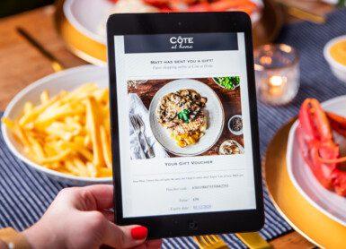 Côte Brasserie | Gift vouchers