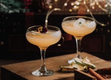 The Botanist | Christmas cocktails