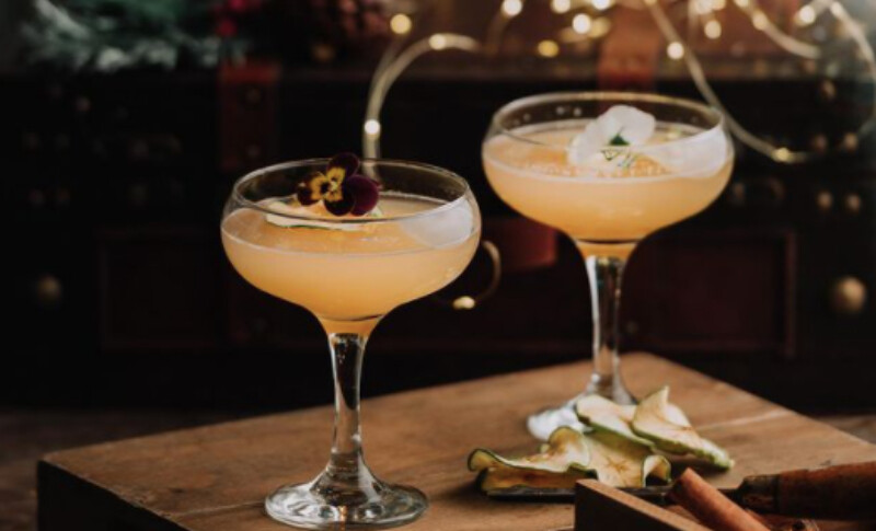 The Botanist | Christmas cocktails