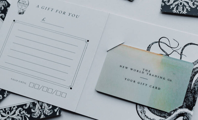 The Botanist | Gift cards