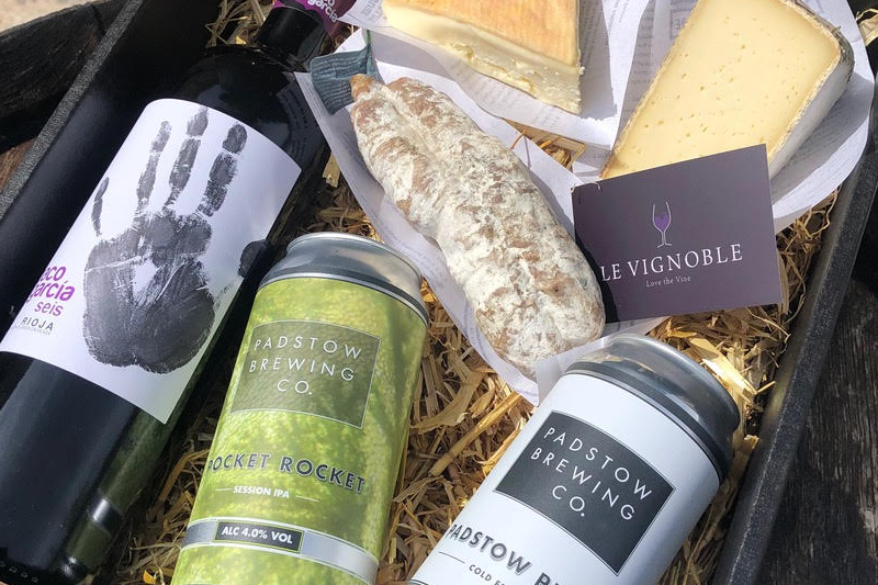 Le Vignoble | Father's Day hampers