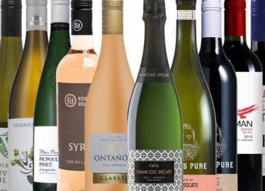 Le Vignoble | Monthly wine box