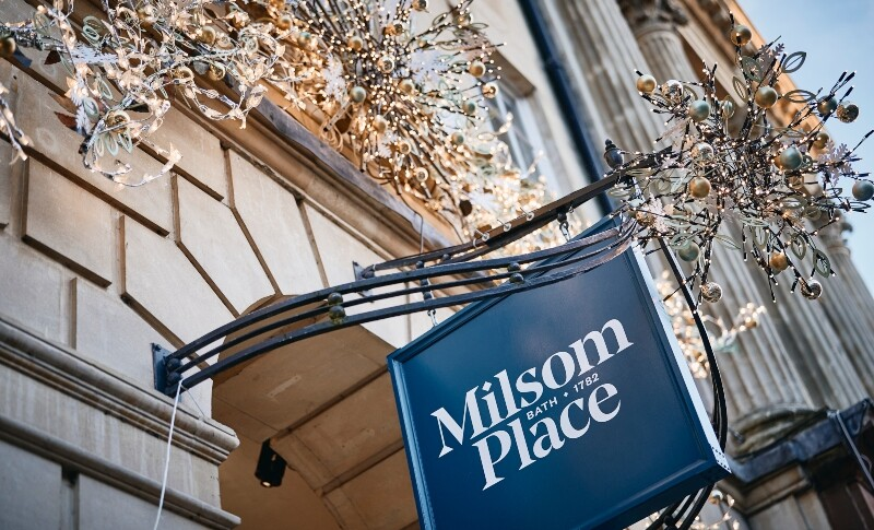 Christmas at Milsom Place