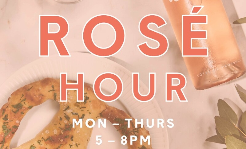 Côte Brasserie | Rosé hour